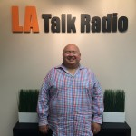 Ray Zepeda at LA Talk Radio